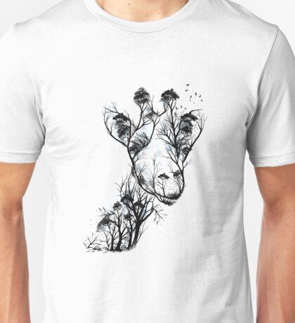 Wild Giraffe Unisex T-Shirt
