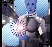 Tarot: Liara by Rachel Matthews