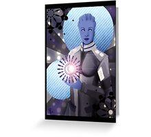 Tarot: Liara Greeting Card