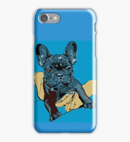 Miss Ester Piggy.. as a pup#2 iPhone Case/Skin