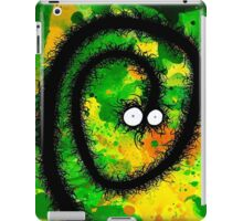 The Creatures From The Drain painting 40 iPad Case/Skin
