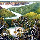 Rolling Mist, Blue Mountains by Linda Callaghan