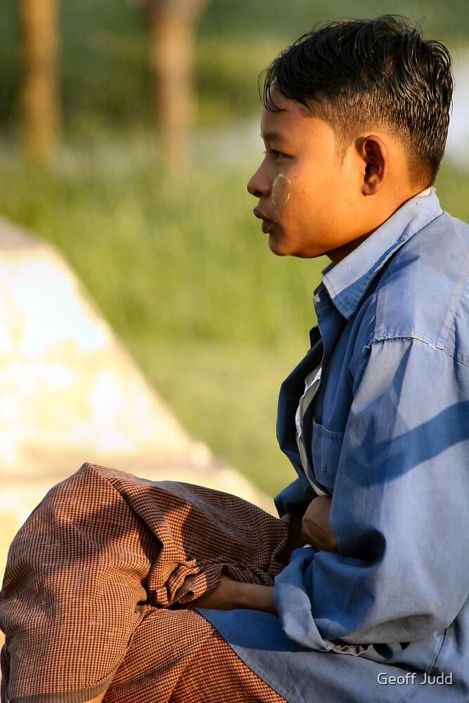 Boy by Geoff Judd