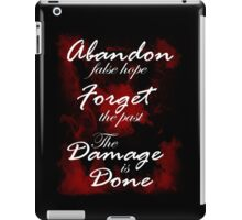 Alice Madness Returns: The Damage Is Done iPad Case/Skin
