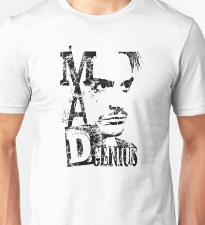MAD GENIUS - destroyed Unisex T-Shirt