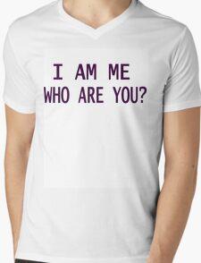I AM ME t_shirt Mens V-Neck T-Shirt