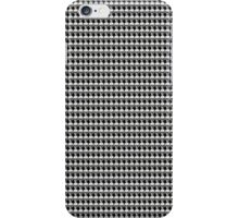 Skulls on Black iPhone Case/Skin