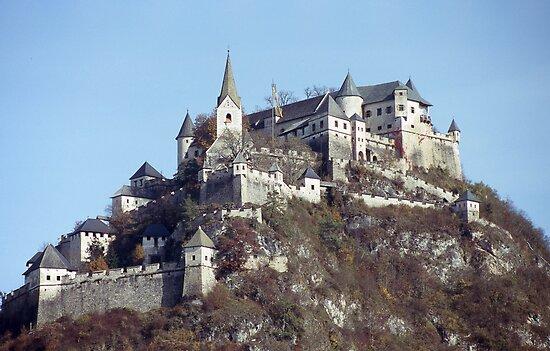Burg Hochosterwitz, Austria by estepan99