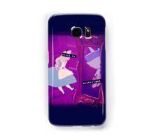 Stuck in Wonderland Samsung Galaxy Case/Skin