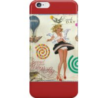 Spread Your Wings & Fly! iPhone Case/Skin