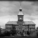 Coneyhill Hospital, Gloucester. by Jeff  Wilson