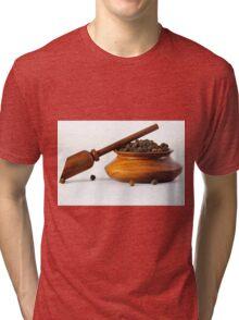 Black pepper Tri-blend T-Shirt