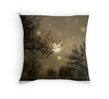 Twighlight Throw Pillow