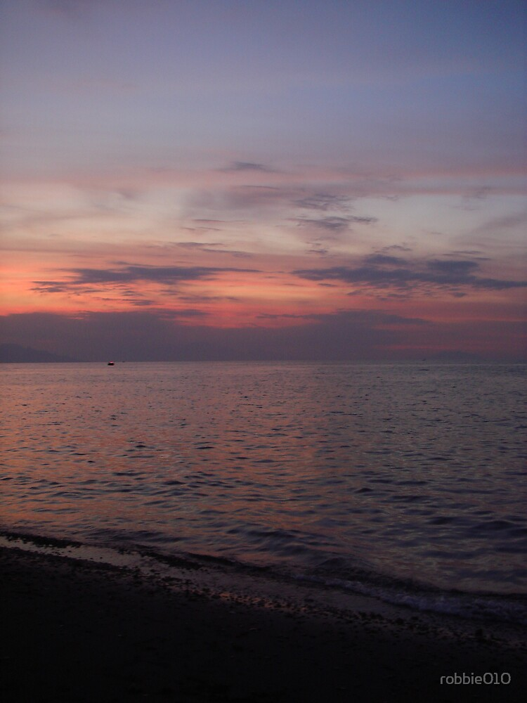 Bali Sunset VI by robbie010