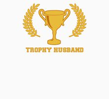 Happy Golden Trophy Husband Unisex T-Shirt