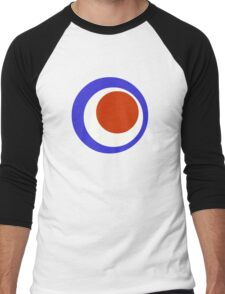 Drunk Mod Men's Baseball ¾ T-Shirt