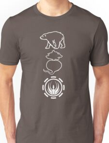 Bears. Beats. Battlestar Galactica Unisex T-Shirt