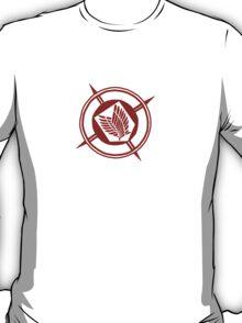 Recon Corps Logo White T-Shirt