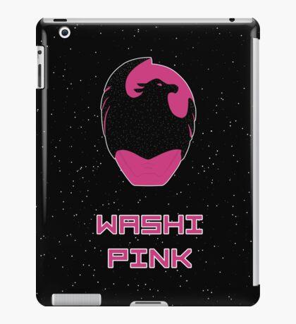 Kyuranger - Washi Pink iPad Case/Skin