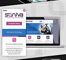 Responsive web design portfolio by radixweb