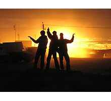 Charlies Angels Photographic Print