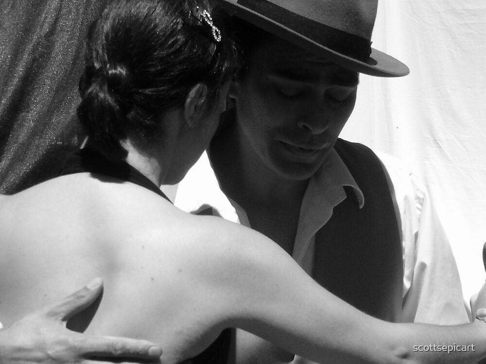 Street Tango by scottsepicart