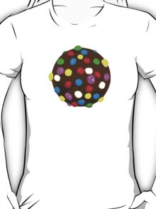 Chocolate Candy Color Ball T-Shirt