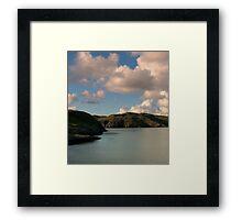 Mavis Grind Framed Print