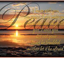 John 14:27 - Peace by JLOPhotography
