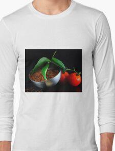 Mustard seeds Long Sleeve T-Shirt