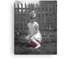 So Retro Canvas Print