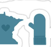 Minnesota Layers Sticker