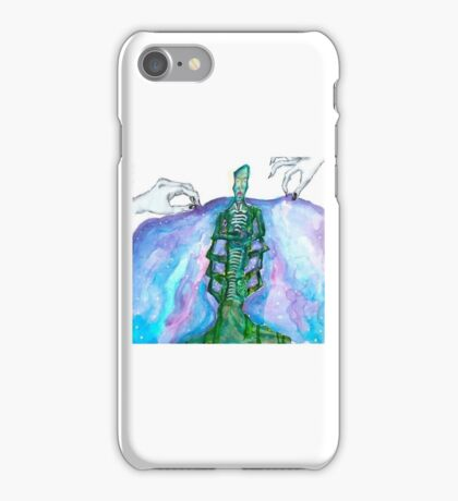 The man who stole the world  iPhone Case/Skin