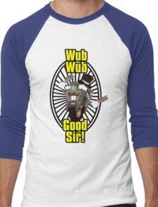 Wub, Wub, Good Sir! Men's Baseball ¾ T-Shirt