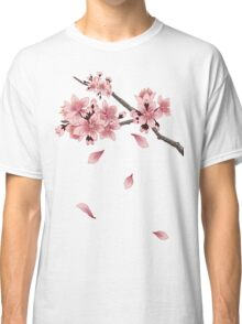 Cherry Blossom Branch Classic T-Shirt