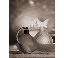 Still life with Perfume Photographic Print