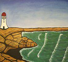 Shipwreck Coast by LeBec