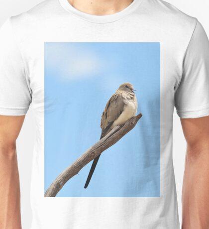 Namaqua Dove - Talking to the World Unisex T-Shirt