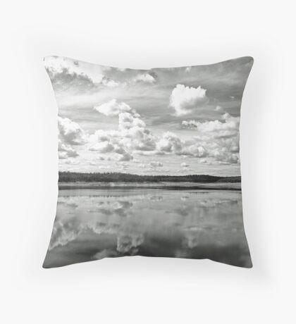 Canning Reservoir - Western Australia  Throw Pillow