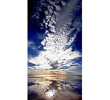 Morning Reflection  Photographic Print