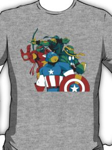 Turtles Avengers T-Shirt