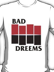 Bad Dreems vs. Black Flag T-Shirt