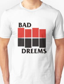 Bad Dreems vs. Black Flag T-Shirt