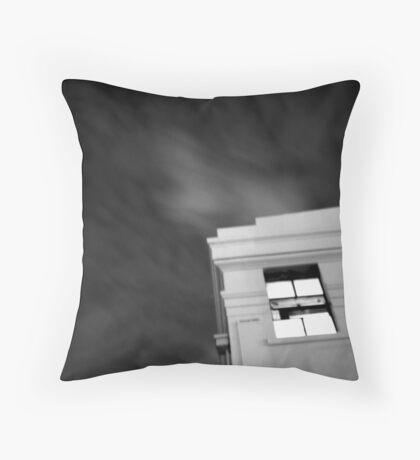Cloud Movement Throw Pillow