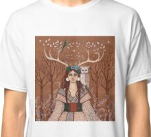 Wood Witch Classic T-Shirt