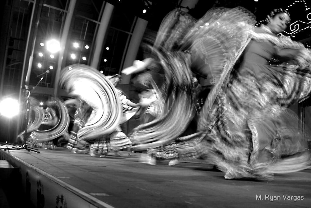 Dancers by M. Ryan Vargas