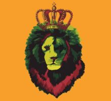 Reggae Rasta Lion. by protestall