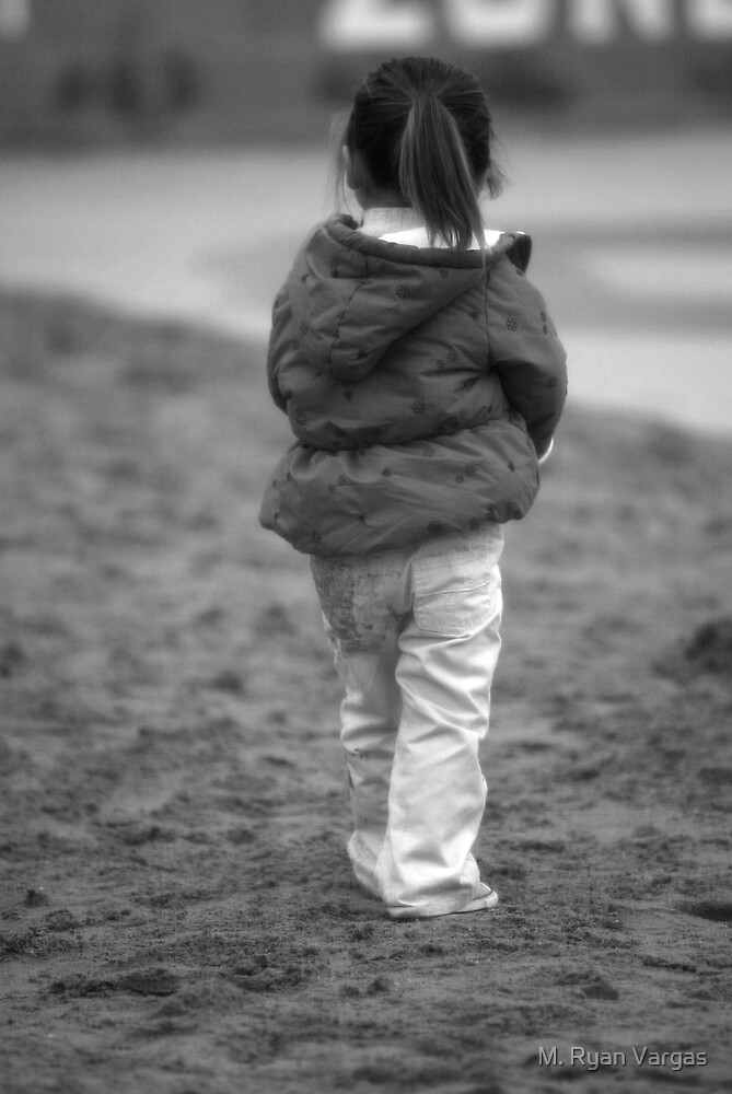 Lil Girl by M. Ryan Vargas