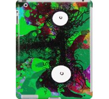The creatures from the drain 32 iPad Case/Skin