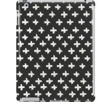 Swiss Cross at Midnight iPad Case/Skin